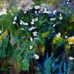 Валентин Шунков. Белые анемоны